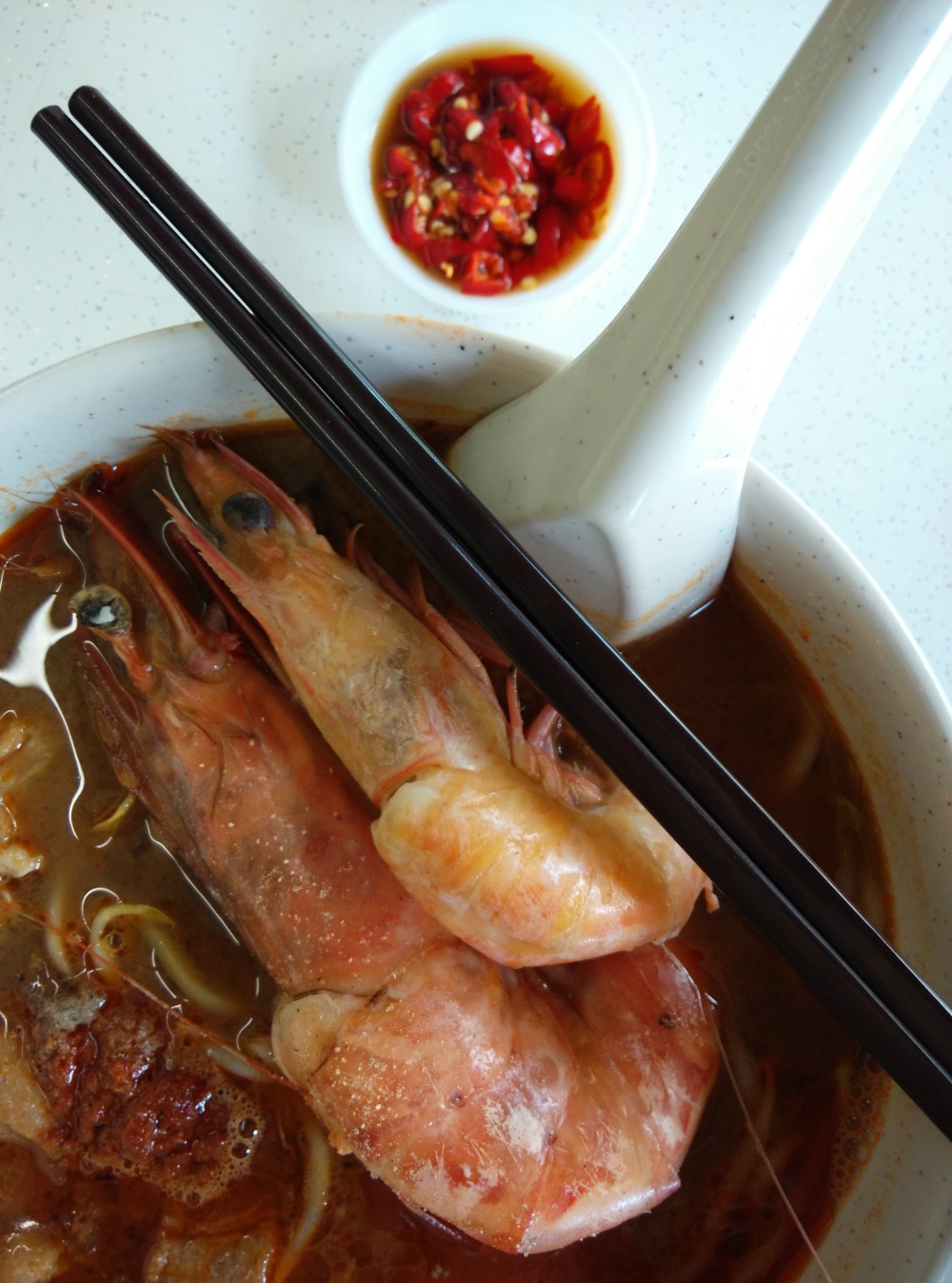 Eating, a national passion of Singapore!